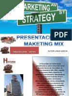 Marketing Mix Chocolates Savoy Propuesta Linda