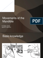 5-Movements of the Mandible