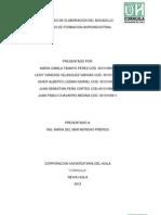 Informe de Lab. Agroindustria(Bocadillo)