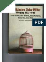 La dictadura cívico militar.Cap. Marchesi