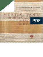 Secrieru-Harbuzaru P., Melega M. - Mit, Ritual, Traditie in Arta Crosetarii Si Broderiei Din Basarabia -2009