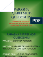 PARASHA.AJAREI MOT-QUEDUSHIM.pptx