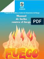 Manual de Lucha Contra El Fuego