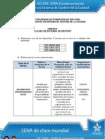 Actividad de Aprendizaje unidad 2 Clases de Sistemas de Gestión.docx