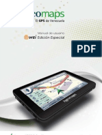Manual Gps Wei Edicion Especial