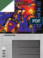 BattleTech Experimental Technical Readout Corporations