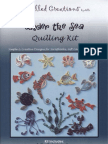 All Under the Sea Quilling-Kit