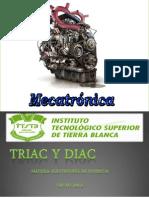 Diac y Triac