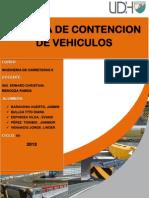 Sistema de Contencion de Vehiculos