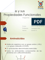 Presentación Proteínas