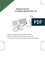 Manual Del Usuario TSM-101