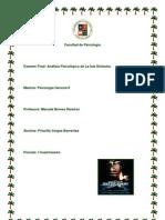 La isla Siniestra Análisis Psicológico.docx