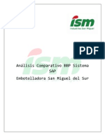 Análisis Comparativo SAP_ BBP