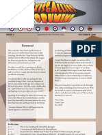 Forumini Newsletter No4 - Dec 2010
