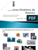 Balanceo Dinamico de Rotores