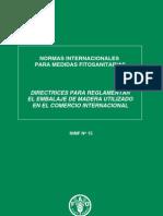 FAO NIMF 15