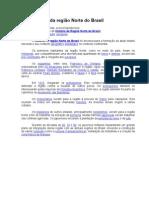História e Atualidade Reg. Norte e Pará