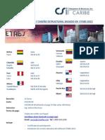 Curso Diseño Estructural  basado en  ETABS 2013