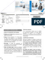 Manual SPCtelecom 7261