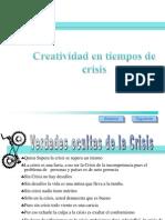 Creatividad en Periodos de Crisis