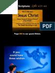 PDF Sermon Slides (Luke 4.31-44)