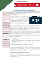 Medicamentos, drogas y conducción - CEA