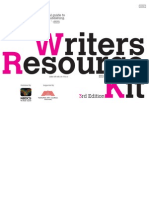 Writers Resource Kit 2011