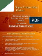 Gugus Fungsi Hidro Karbon.pps