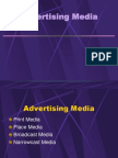 12. Advertising Media
