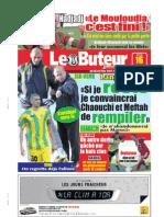 LE BUTEUR PDF du 16/04/2009