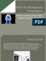 Modelos de Inteligencia Competitiva