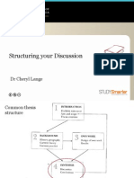 5-Structuring Your Discussion