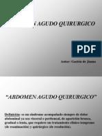 abdomenagudoquirurgico-130311224733-phpapp02