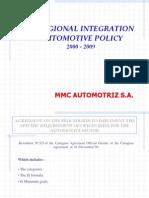 Politica Automotriz 2000-2009