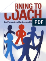Learning to Coach for Personal and Professional Development