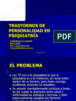 TPersonalidad en Psiquiatria CONGRESO AUDEPP[1]