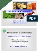Hidratos de Carbono 2013 Biológica