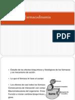 Farmacodinámia