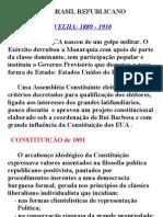 Direito No Brasil Republica