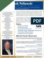 [0195] Frank Polkowski ---  organizational and personal development,