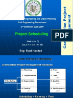 3. Project Analysis Tools