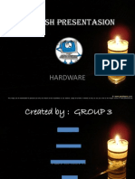 English Presentasion (Hardware)