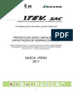 Pizarras Digitales Nazca