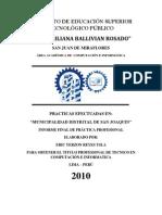 INSTITUTO DE EDUCACIÓN SUPERIOR TECNOLÓGICO PÚBLICO