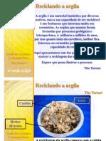 Apresentao Sobre Reciclagem Da Argila