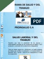 Programa de Salud Laoral[1]