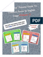 Grammarics' Pictorial Guide Volume 1 Sample Pages