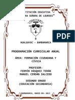 Prog. FCC 2° GRADO_2013