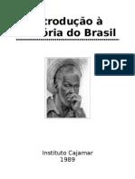Introduo Histria Do Brasil - Instituto Cajamar