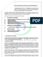 Dinámicas y Procedimientos Asamblea General